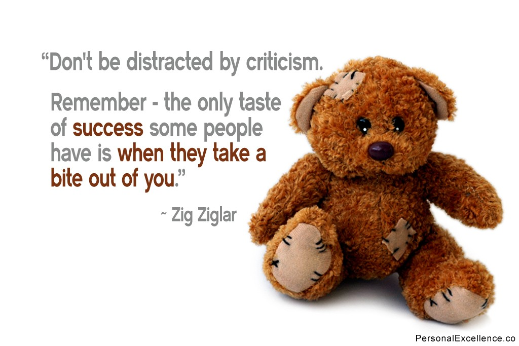 Distraction Quote 4 Picture Quote #1