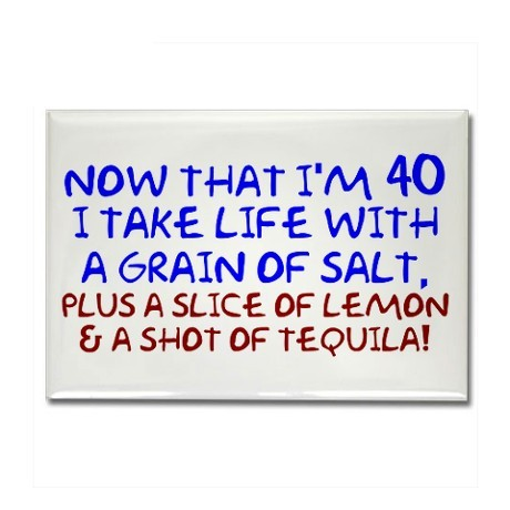 Funny 40th Birthday Quote | Quote Number 758378 | Picture Quotes
