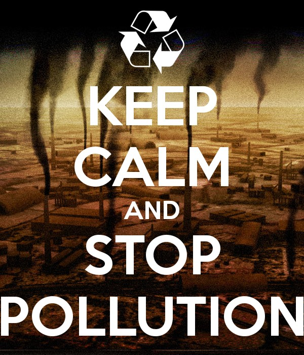 Stop Pollution Quote 4 Picture Quote #1
