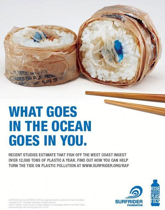 Ocean Pollution Quote 1 Picture Quote #1