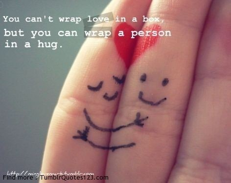 National Hug Day Quote 2 Picture Quote #1