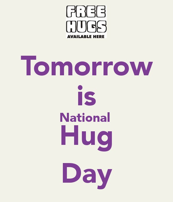 National Hug Day Quote 3 Picture Quote #1
