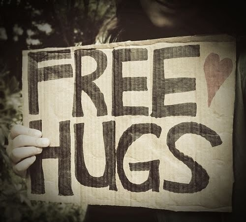 National Hug Day Quote 4 Picture Quote #1