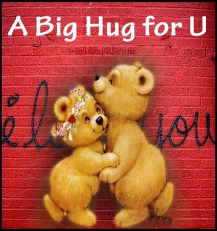 Hug Day Quote 4 Picture Quote #1