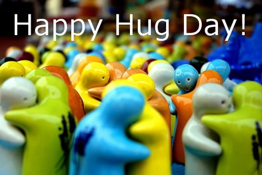National Hug Day Quote 5 Picture Quote #1