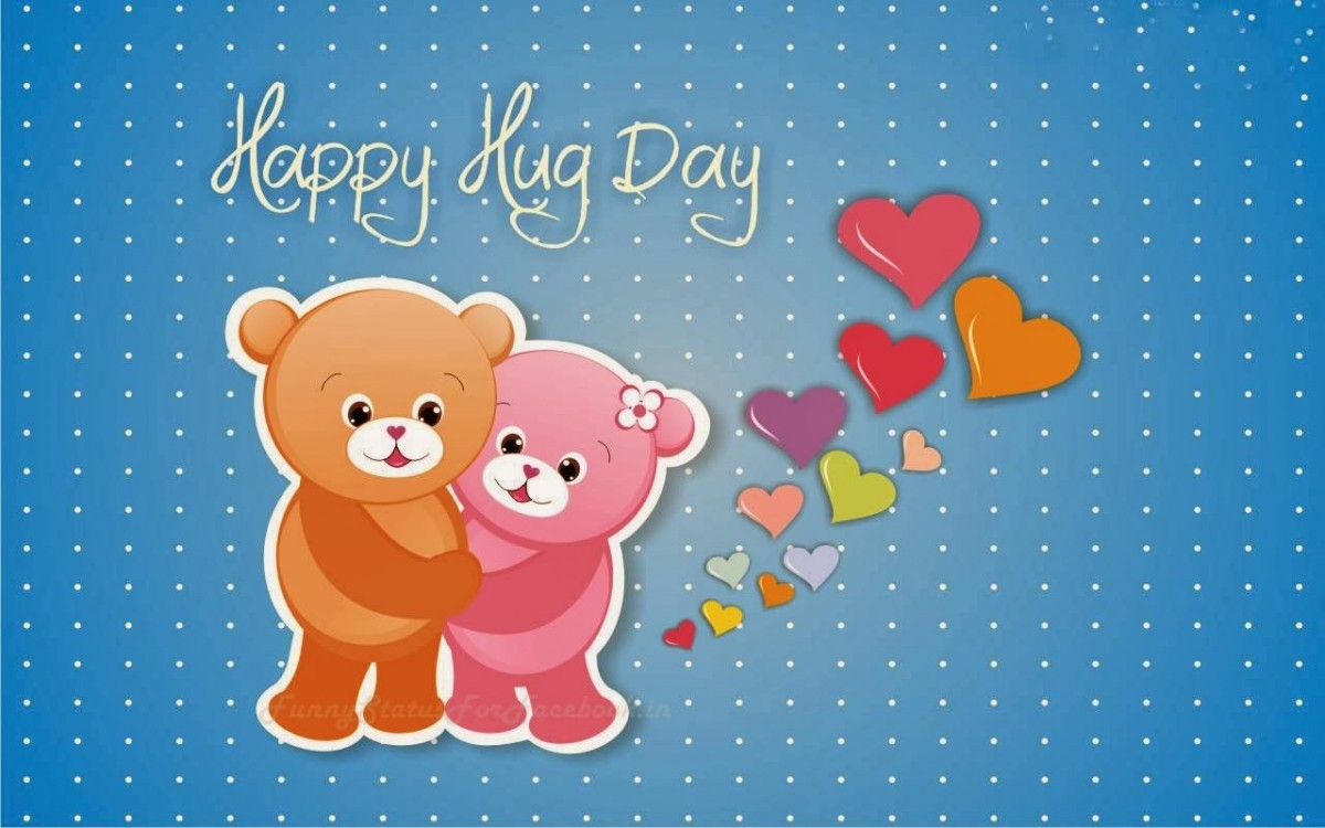 Hug Day Funny Quote 1 Picture Quote #1
