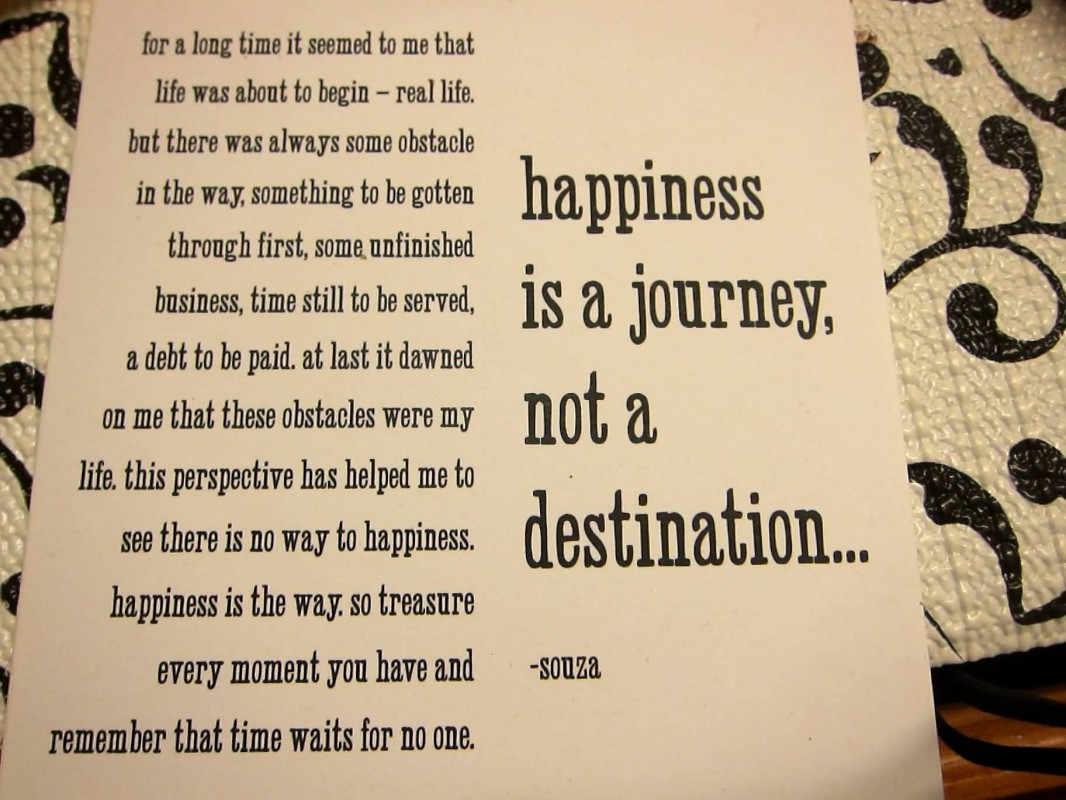 Destination Quote 7 Picture Quote #1