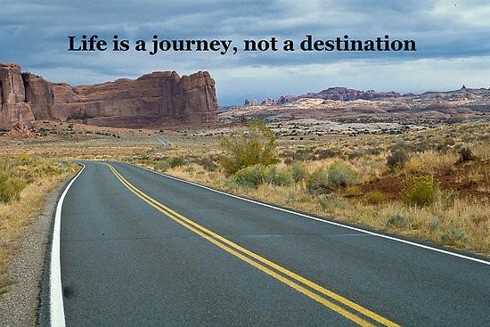 Journey Not Destination Quote 2 Picture Quote #1