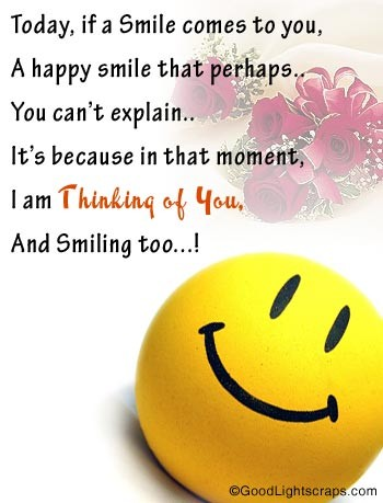 Thinking Of U Quote | Quote Number 760173 | Picture Quotes