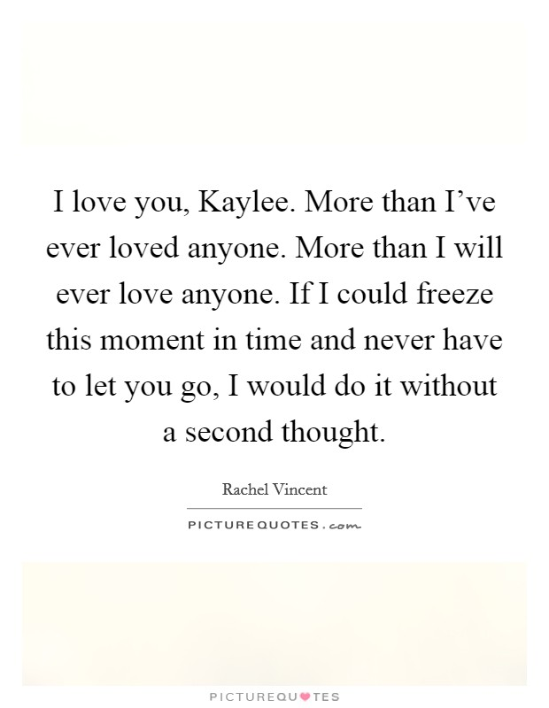 Love you more than anyone lyrics