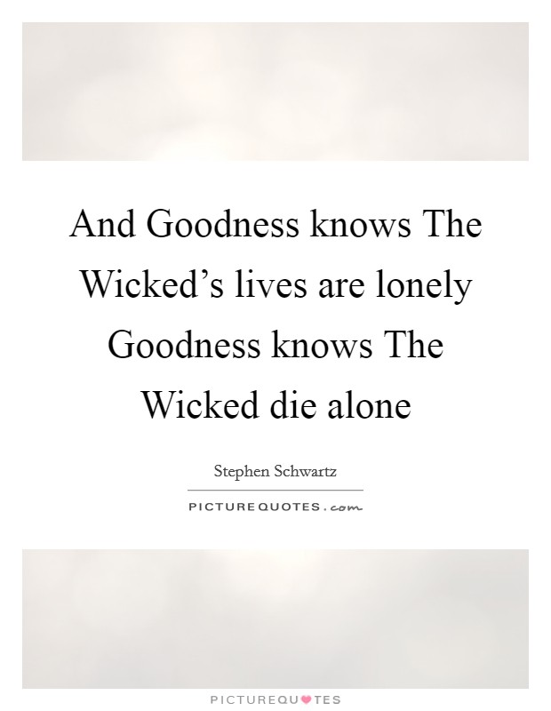 Wicked The Musical Quotes & Sayings | Wicked The Musical ...