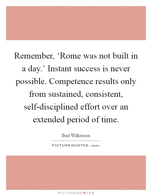 essays on rome was not built in a day Get access to rome was not built in a day essays only from anti essays listed results 1 - 30 get studying today and get the grades you want only at.