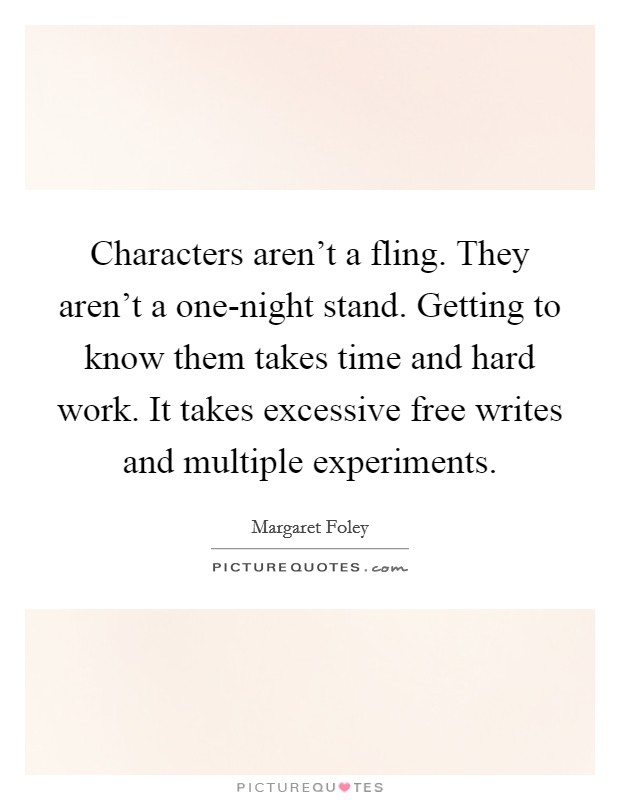 One Night Stand Quotes & Sayings   One Night Stand Picture