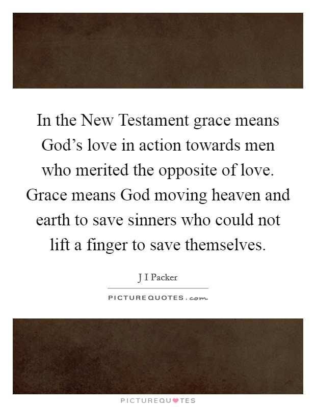 new testament relationship with god