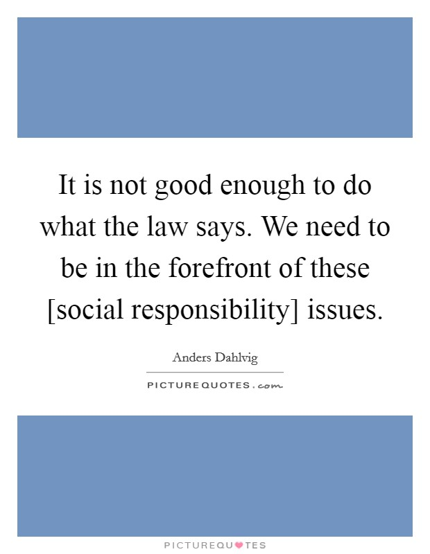 Social Issues Quotes & Sayings | Social Issues Picture Quotes