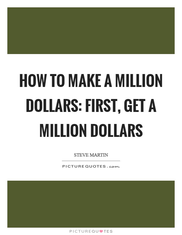 how to write amount in millions of usd