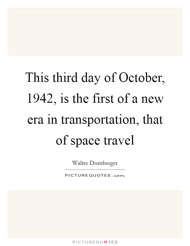 Space Travel Quotes: This New Day Quotes & Sayings