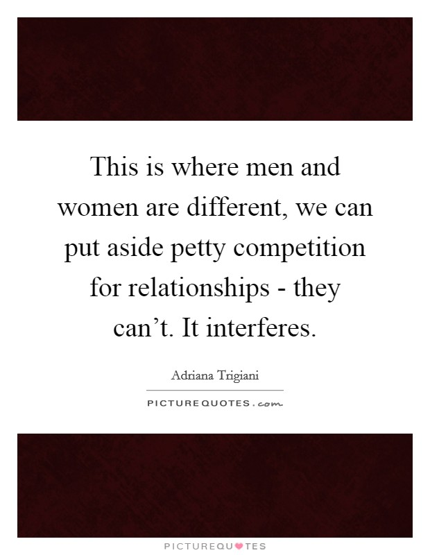 Competition In Relationships Quotes & Sayings | Competition ...