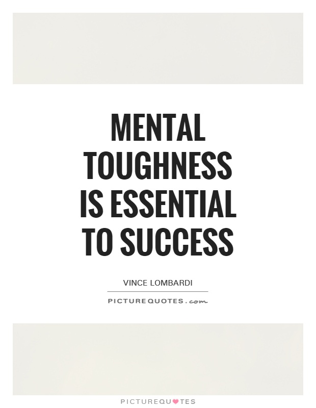 mental toughness in sports an essential The 10 best mental toughness exercises: how to develop self-confidence, self-discipline, assertiveness, and courage in business, sports and health (10 best series.