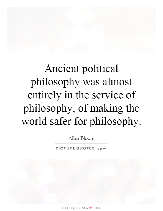 ancient political philosophy History of political philosophy [leo strauss it is outstanding i had 7 years of ancient greek in school and only now, at a considerably later age, i enjoy this essay on tukydides and the perspective to read those to come later in the book.