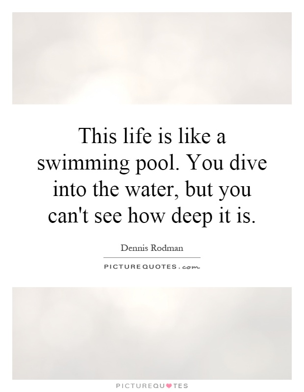 Pool Quotes Gallery