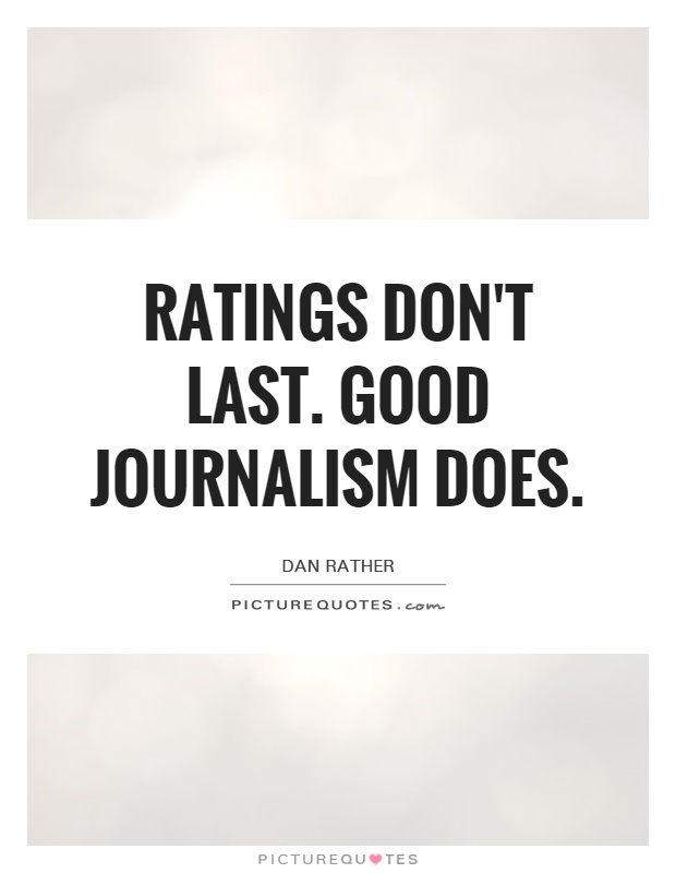 Journalism Quotes | Journalism Sayings | Journalism Picture Quotes ...