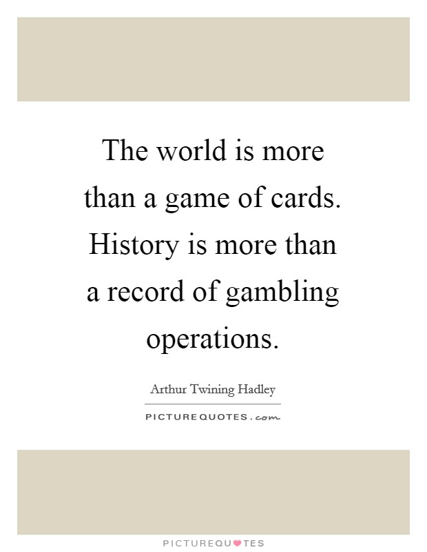 History of ohio gambling
