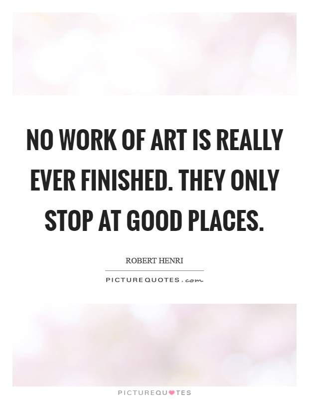 Good Art Quotes Good Art Sayings Good Art Picture Quotes
