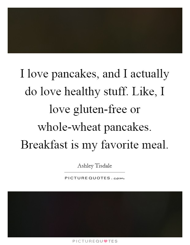 Whole Meal Of Food Movie Quote
