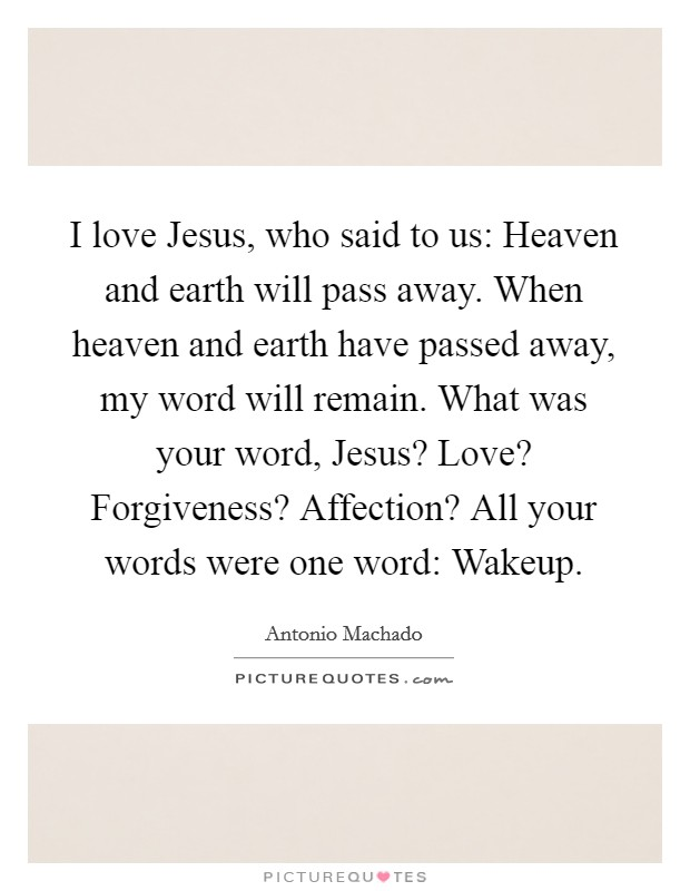I Love Jesus Quotes & Sayings | I Love Jesus Picture Quotes