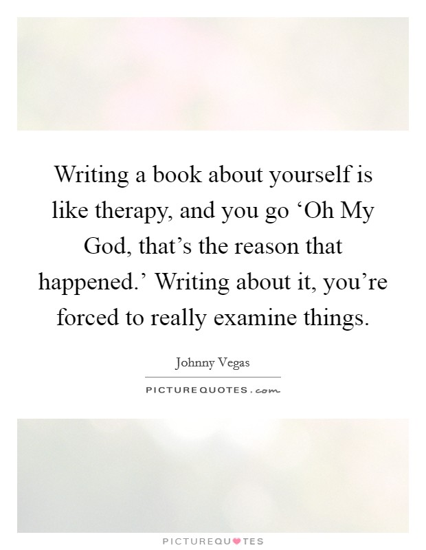 Writing For Yourself Quotes