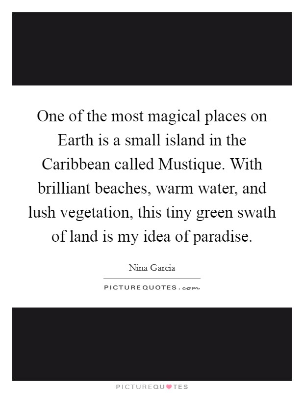 Beach Paradise Quotes & Sayings | Beach Paradise Picture Quotes