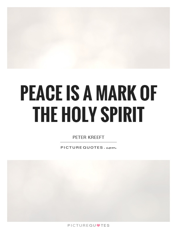 Holy Spirit Quotes Sayings Holy Spirit Picture Quotes Best Quotes About The Holy Spirit