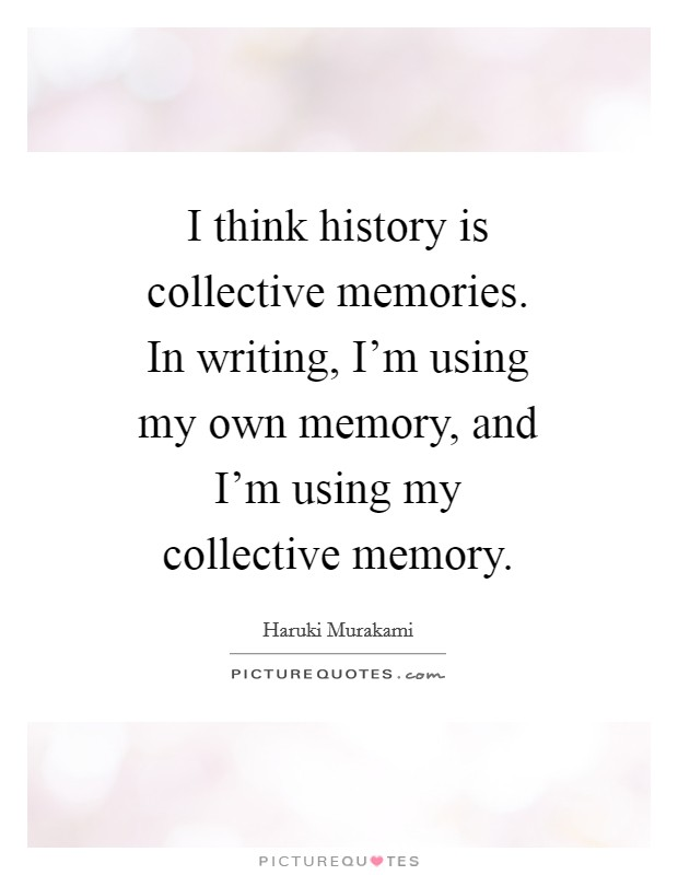 writing and memory