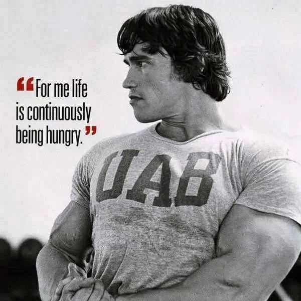 Arnold Schwarzenegger Quote 7 Picture Quote #1