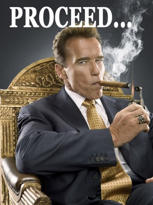 Arnold Schwarzenegger Quote 10 Picture Quote #1