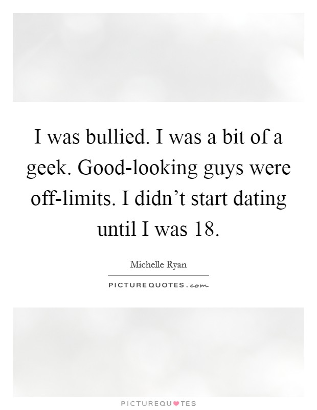Why dating a geek is good