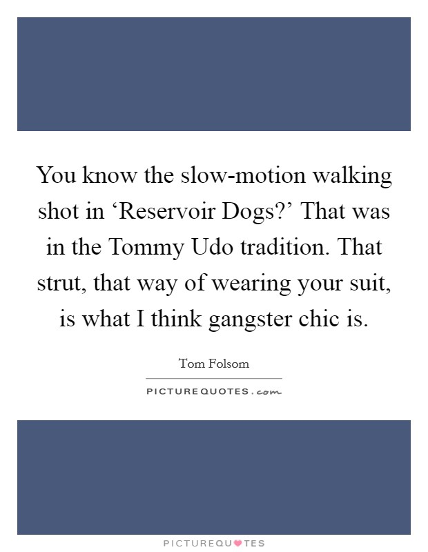 réservoir dogs quotes
