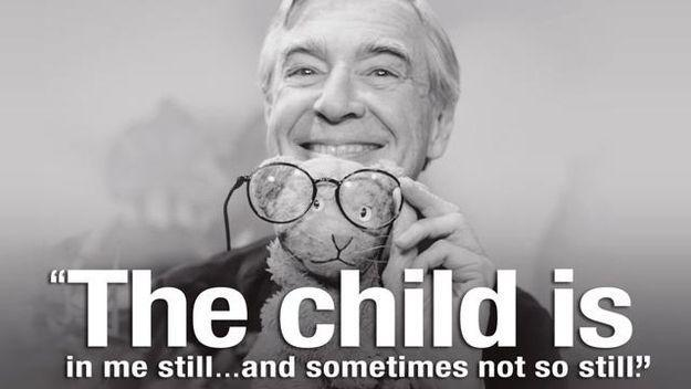 The child is in me still, and sometimes not so still Picture Quote #1