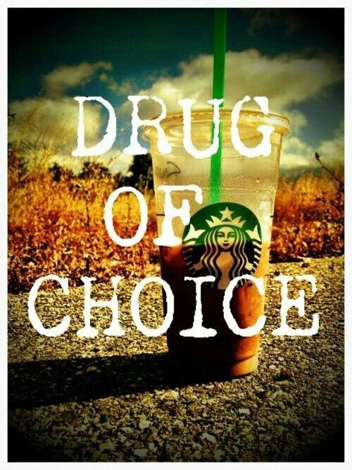 Drug of choice Picture Quote #1