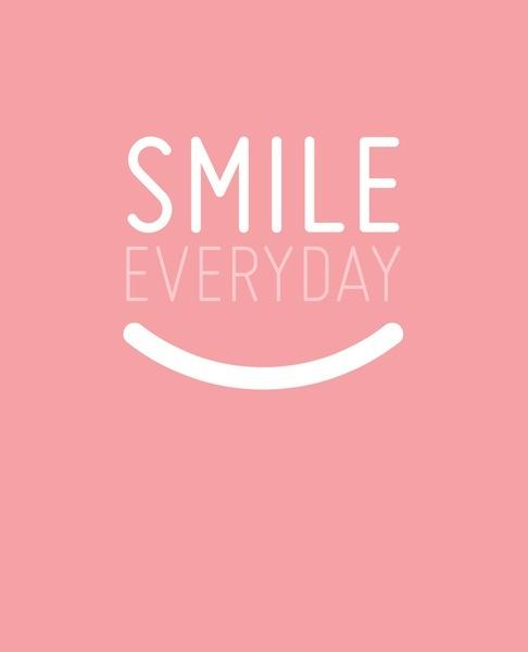Smile everyday Picture Quote #1