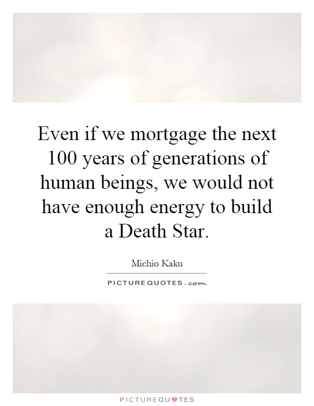 100 mortgage quote: