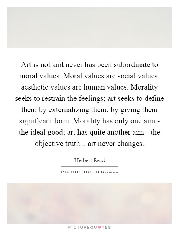 objective moral values definition A case for secular morality: objective morality  under this definition of objective  if the theist thinks objective moral values are founded on the.