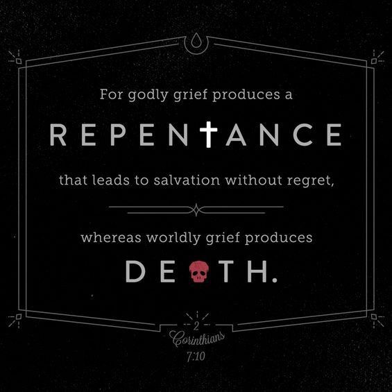 Christian Repentance Quote 6 Picture Quote #1