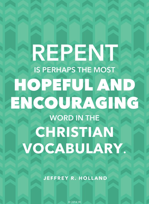 Repentance Quote 7 Picture Quote #1