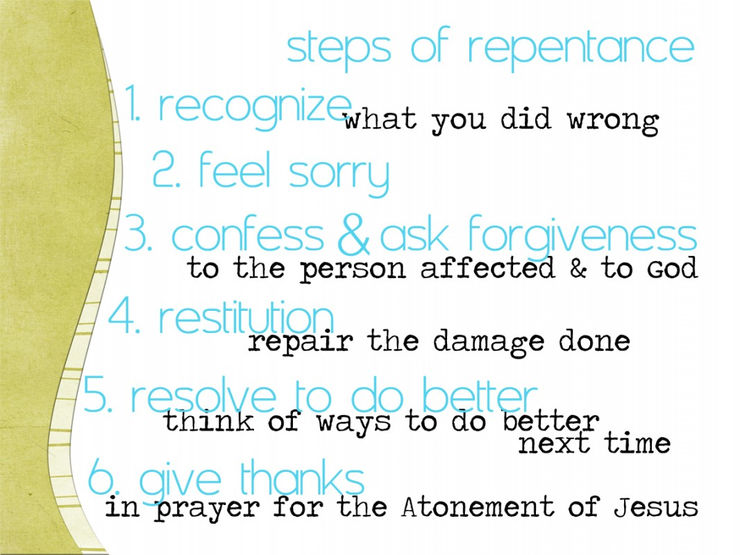 Repentance Quote 10 Picture Quote #1