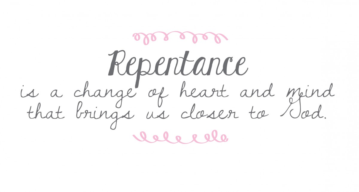 Repentance Quote 11 Picture Quote #1