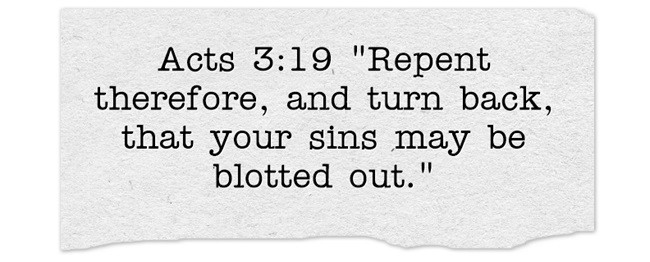Repentance Quote 12 Picture Quote #1