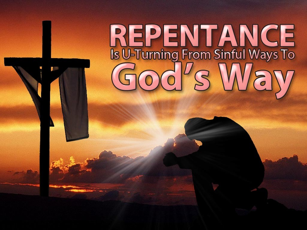 Biblical Repentance Quote 2 Picture Quote #1