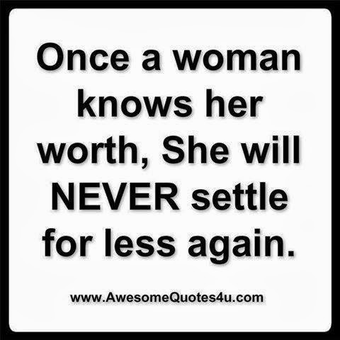 Settling For Less Quotes Prepossessing Dont Settle For Less Quote  Quote Number 800637  Picture Quotes